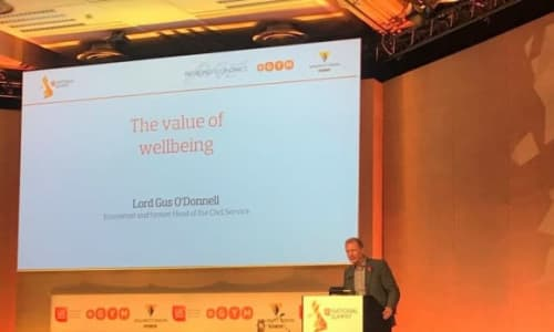 Pro Bono Economics' Chair Lord Gus O'Donnell's full speech from the ukactive Annual Summit