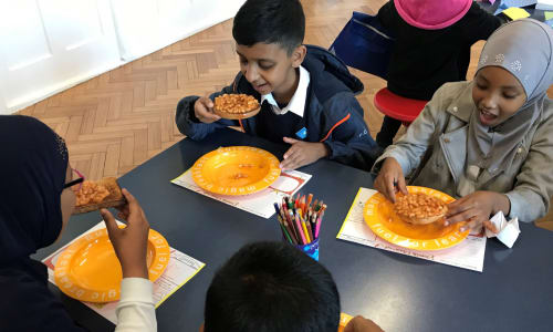 The Magic Breakfast model of school breakfast provision